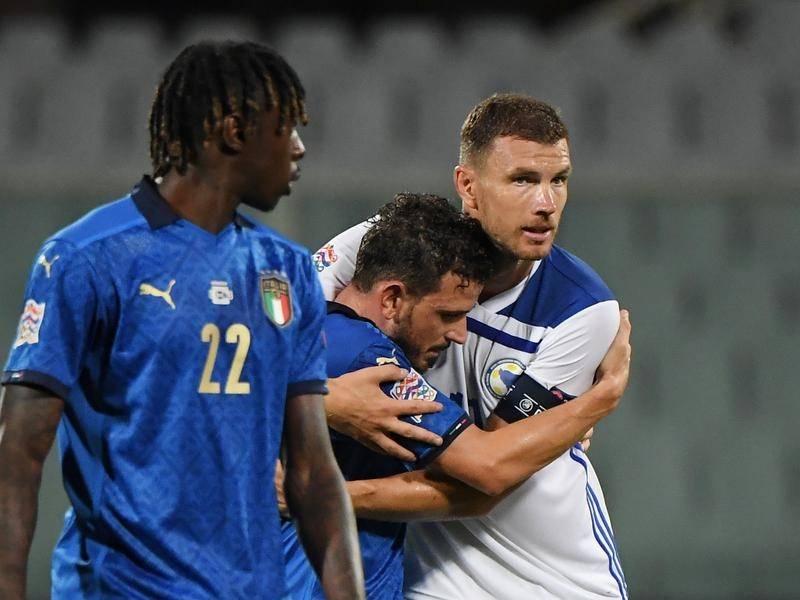 Nhận định Bosnia vs Italy, 02h45 ngày 19/11, Nations League