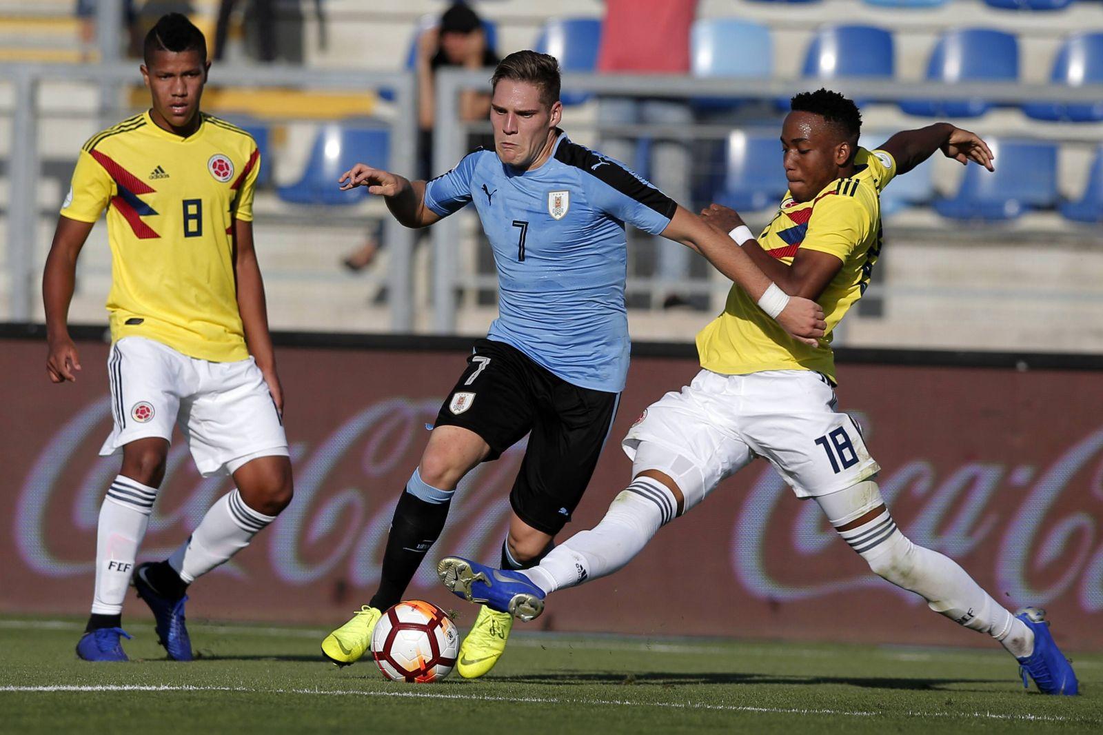 Nhận định Colombia vs Uruguay, 03h30 ngày 14/11, Vòng loại World Cup