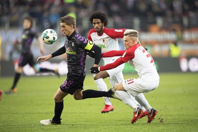 Soi kèo Augsburg vs Freiburg, 21h30 ngày 28/11, Bundesliga