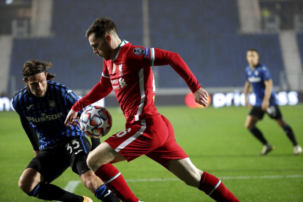 Nhận định Liverpool vs Atalanta, 03h00 ngày 26/11, Cúp C1 châu Âu
