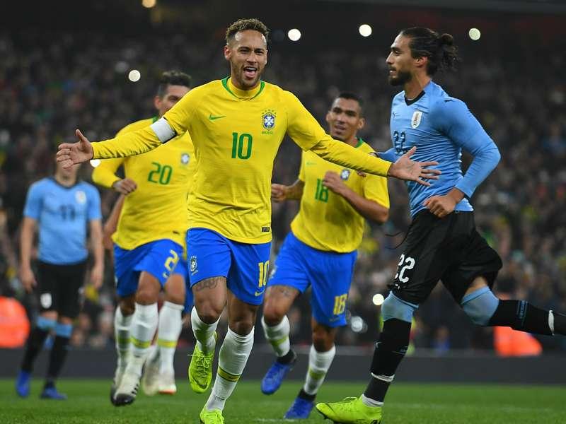 Nhận định Uruguay vs Brazil, 06h00 ngày 18/11, Vòng loại World Cup