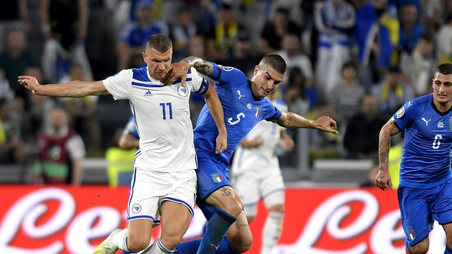 Soi kèo Bosnia vs Italy, 02h45 ngày 19/11, Nations League