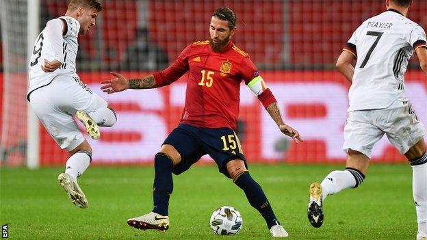 Nhận định Tây Ban Nha vs Đức, 02h45 ngày 18/11, Nations League
