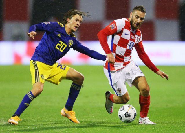 Nhận định Thụy Điển vs Croatia, 02h45 ngày 15/11, Nations League