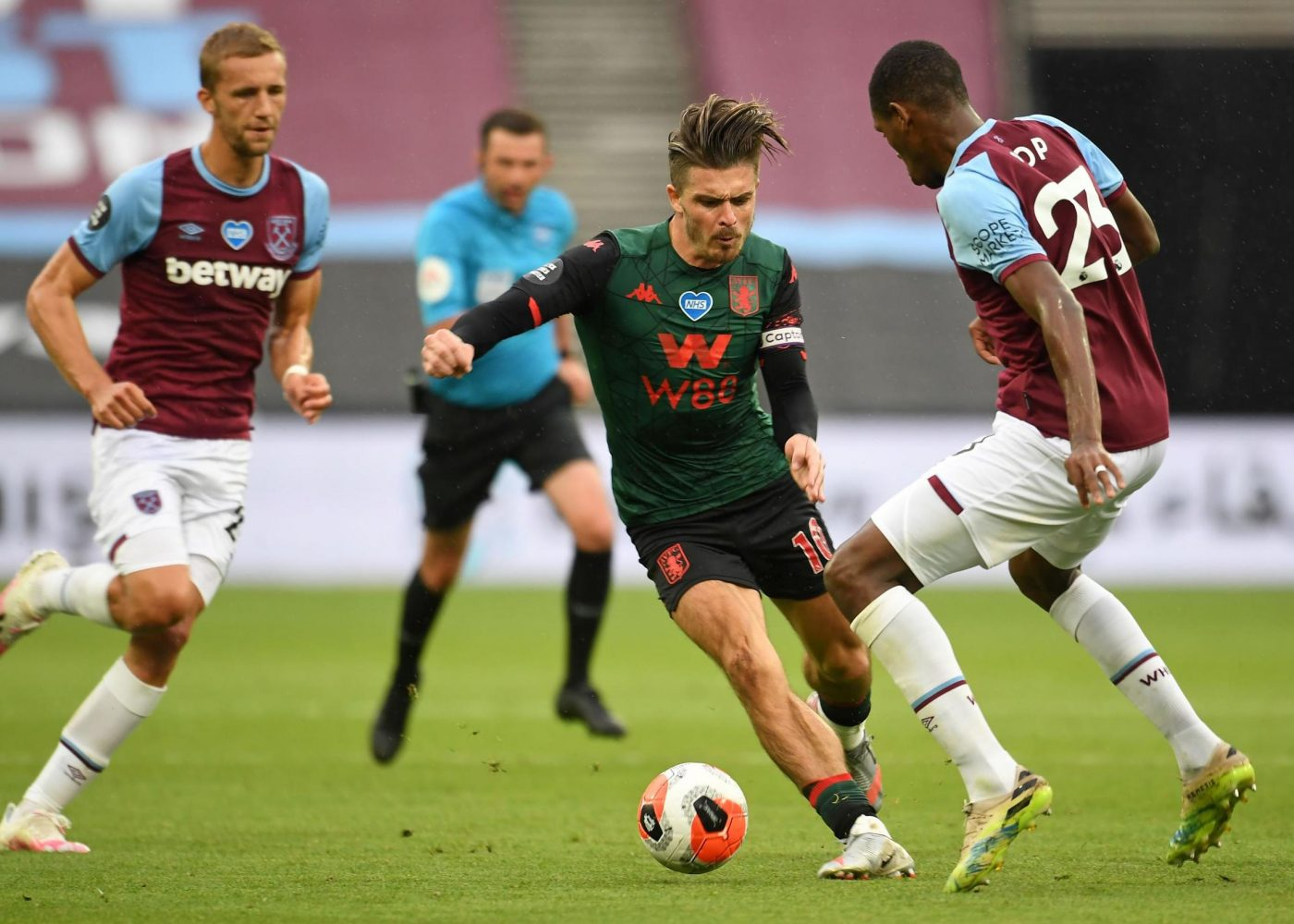 Soi kèo West Ham vs Aston Villa, 03h00 ngày 1/12, Ngoại hạng Anh
