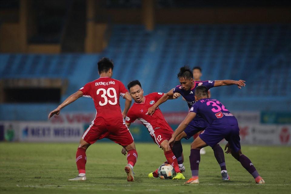Link xem trực tiếp Sài Gòn vs Viettel 17h00 ngày 8/11