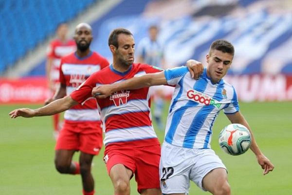 Soi kèo Sociedad vs Granada, 22h15 ngày 08/11, La Liga