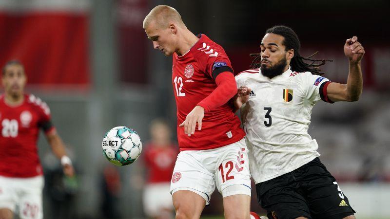 Soi kèo Bỉ vs Đan Mạch, 02h45 ngày 19/11, Nations League