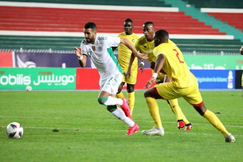 Soi kèo Zimbabwe vs Algeria, 20h00 ngày 16/11, Cúp bóng đá châu Phi