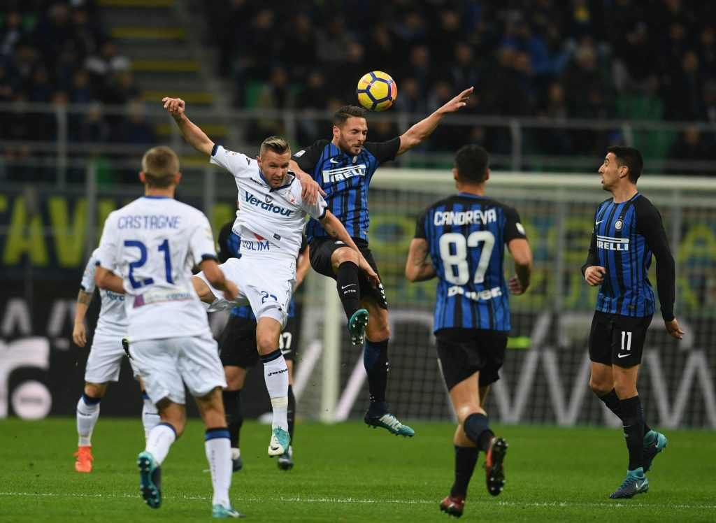 Soi kèo Atalanta vs Inter, 21h00 ngày 8/11, VĐQG Italia