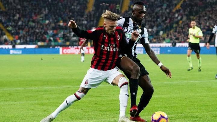 Soi kèo Udinese vs Milan, 18h30 ngày 1/11, VĐQG Italia
