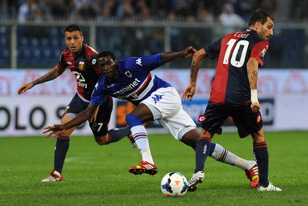 Soi kèo Cagliari vs Sampdoria, 21h00 ngày 7/11, Serie A