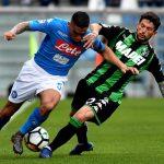 Soi kèo Napoli vs Sassuolo, 00h00 ngày 2/11, Serie A