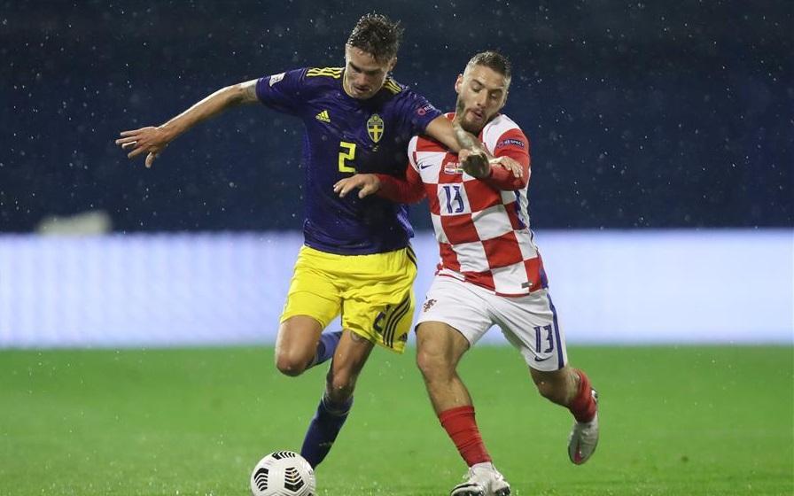 Link xem trực tiếp Thụy Điển vs Croatia 02h45 ngày 15/11