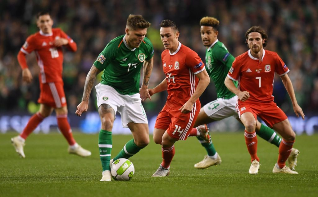 Soi kèo Wales vs Ireland, 00h00 ngày 16/11, Nations League