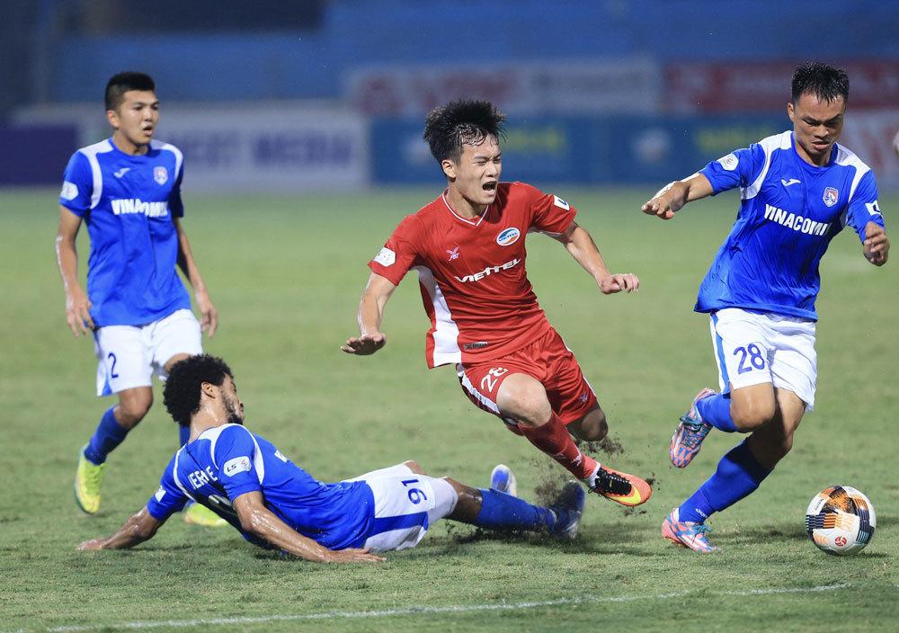 Link xem trực tiếp Viettel vs Quảng Ninh 19h15 ngày 3/11