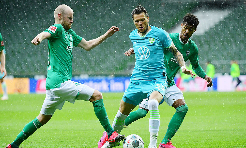 Link xem trực tiếp Wolfsburg vs Bremen 02h30 ngày 28/11