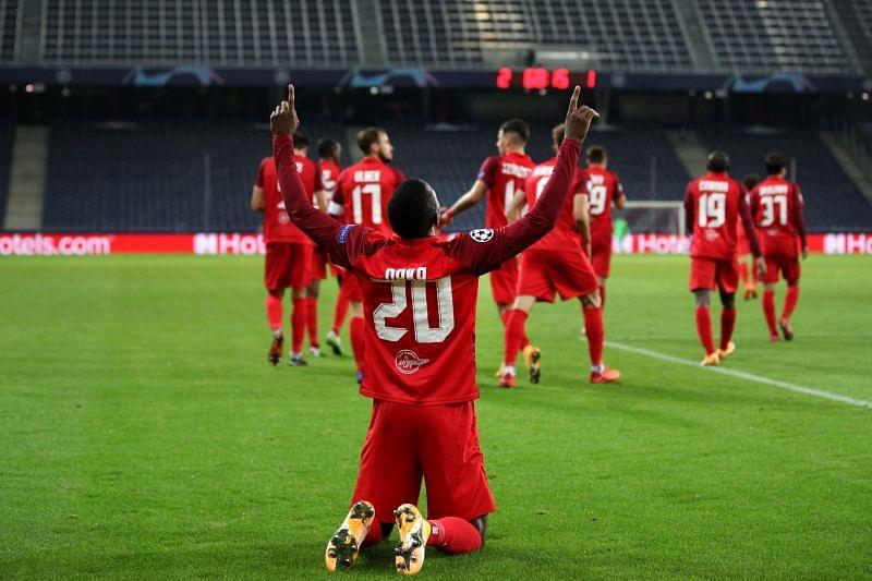 Soi kèo Lokomotiv vs Salzburg, 00h55 ngày 2/12, Cúp C1 châu Âu