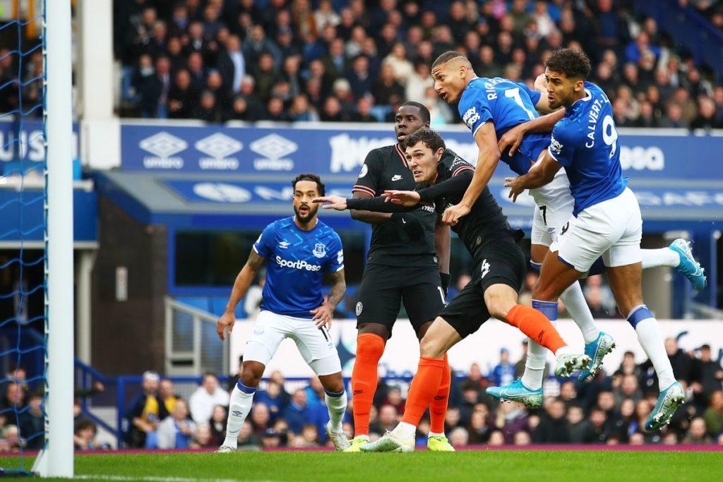 Link xem trực tiếp Everton vs Chelsea 03h00 ngày 13/12
