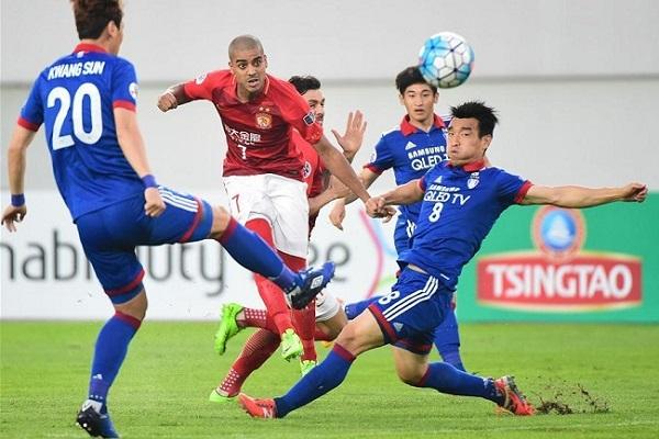 Soi kèo Guangzhou Evergrande vs Suwon, 17h00 ngày 01/12, Cúp C1 châu Á