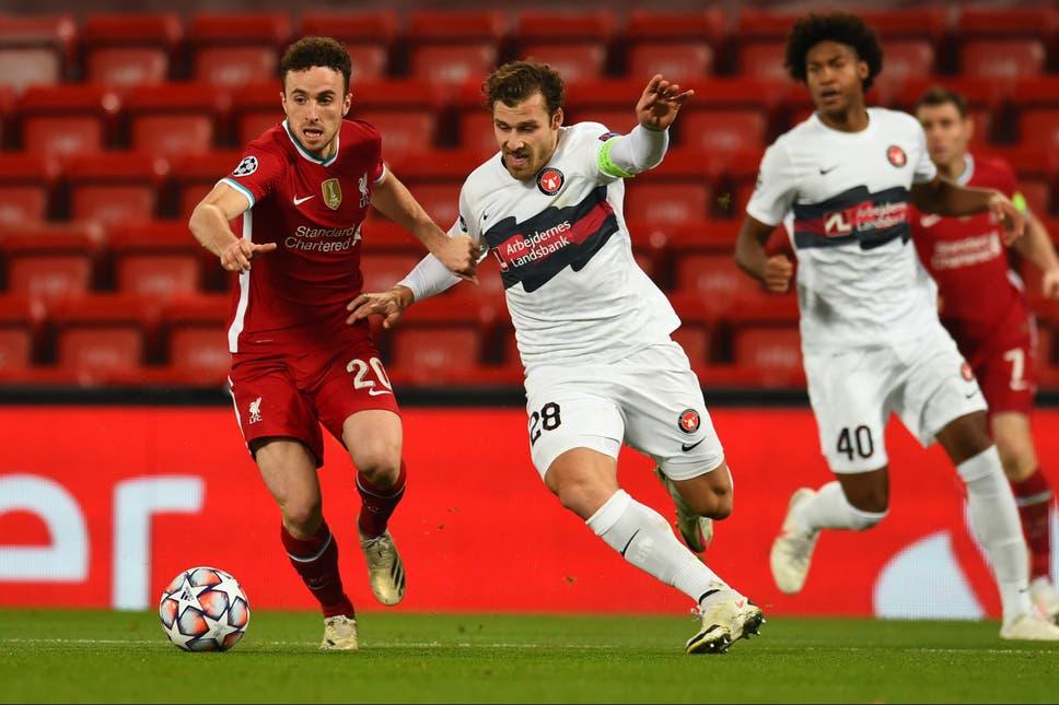 Link xem trực tiếp Midtjylland vs Liverpool 00h55 ngày 10/12
