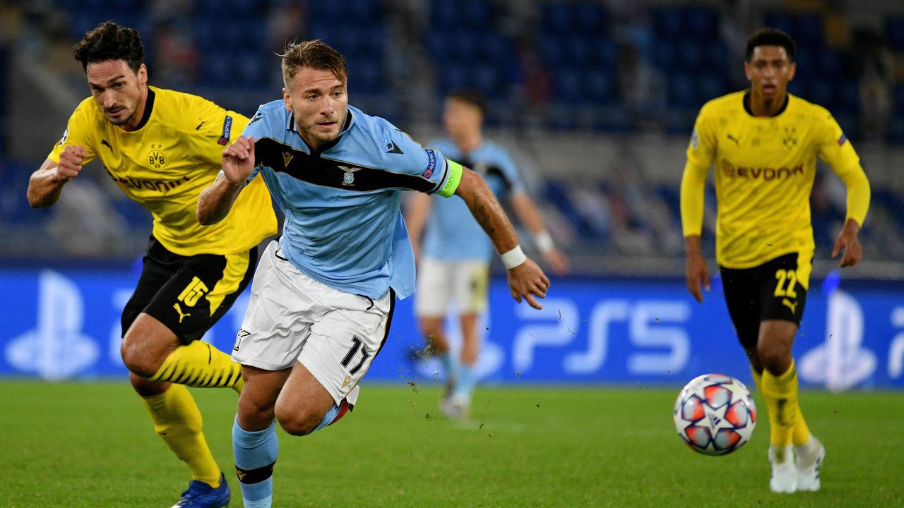 Nhận định Dortmund vs Lazio, 03h00 ngày 3/12, Cúp C1 châu Âu