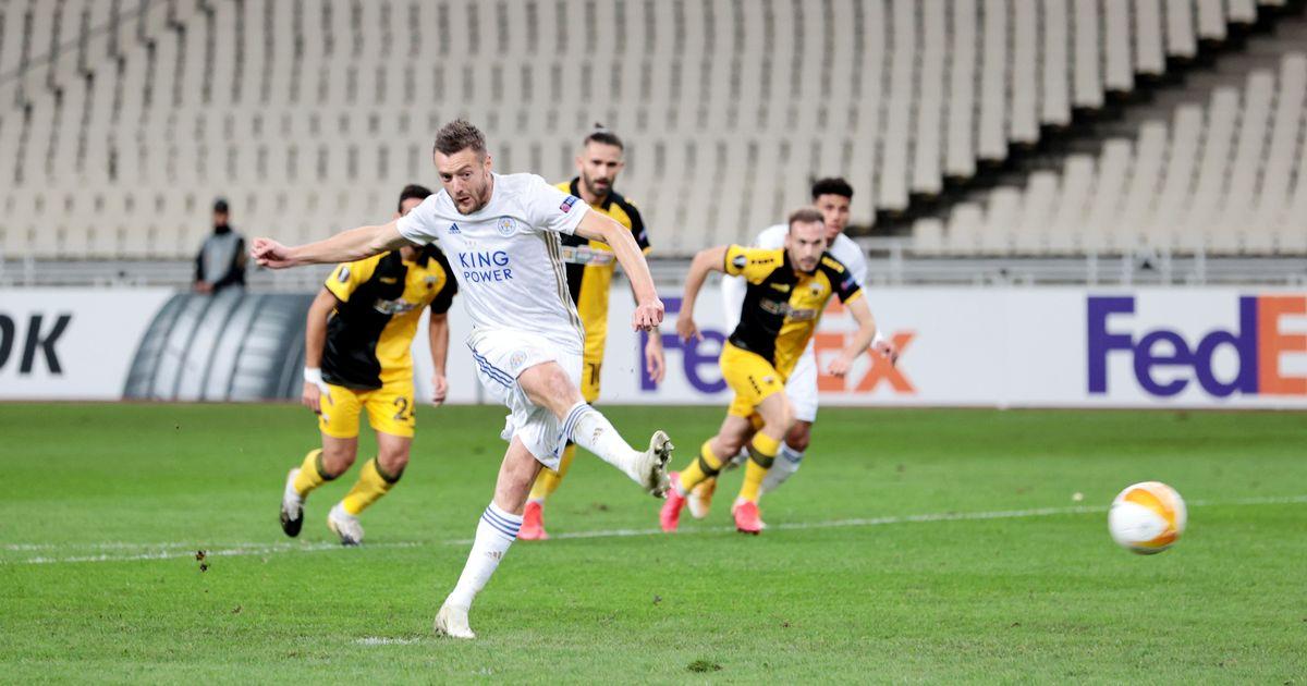 Nhận định Leicester vs AEK Athens, 03h00 ngày 11/12, Cúp C2 châu Âu
