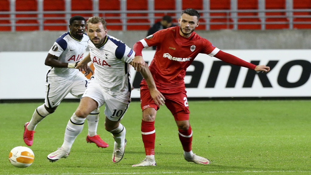 Nhận định Tottenham vs Royal Antwerp, 03h00 ngày 11/12, Cúp C2 châu Âu