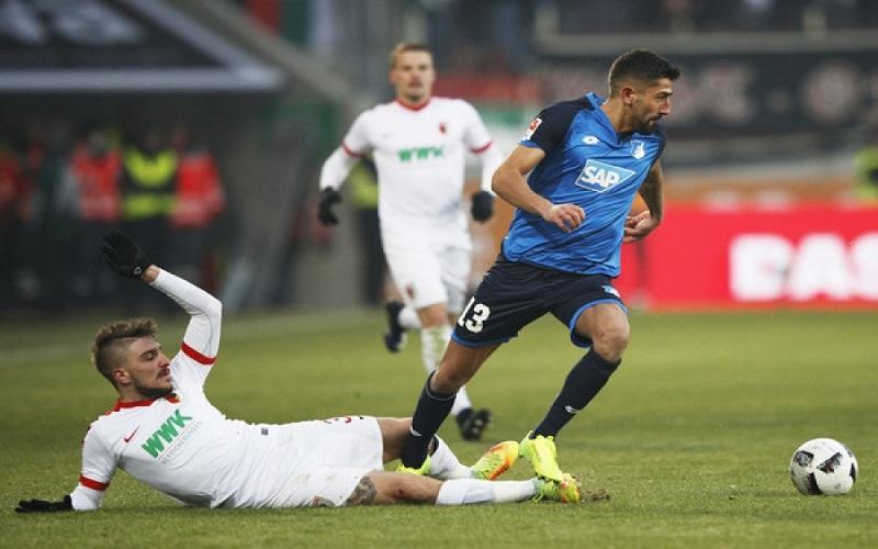 Soi kèo Hoffenheim vs Augsburg, 02h30 ngày 8/12, Bundesliga