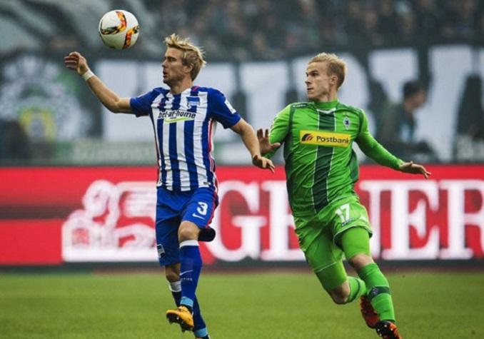 Soi kèo Gladbach vs Hertha Berlin, 21h30 ngày 12/12, Bundesliga