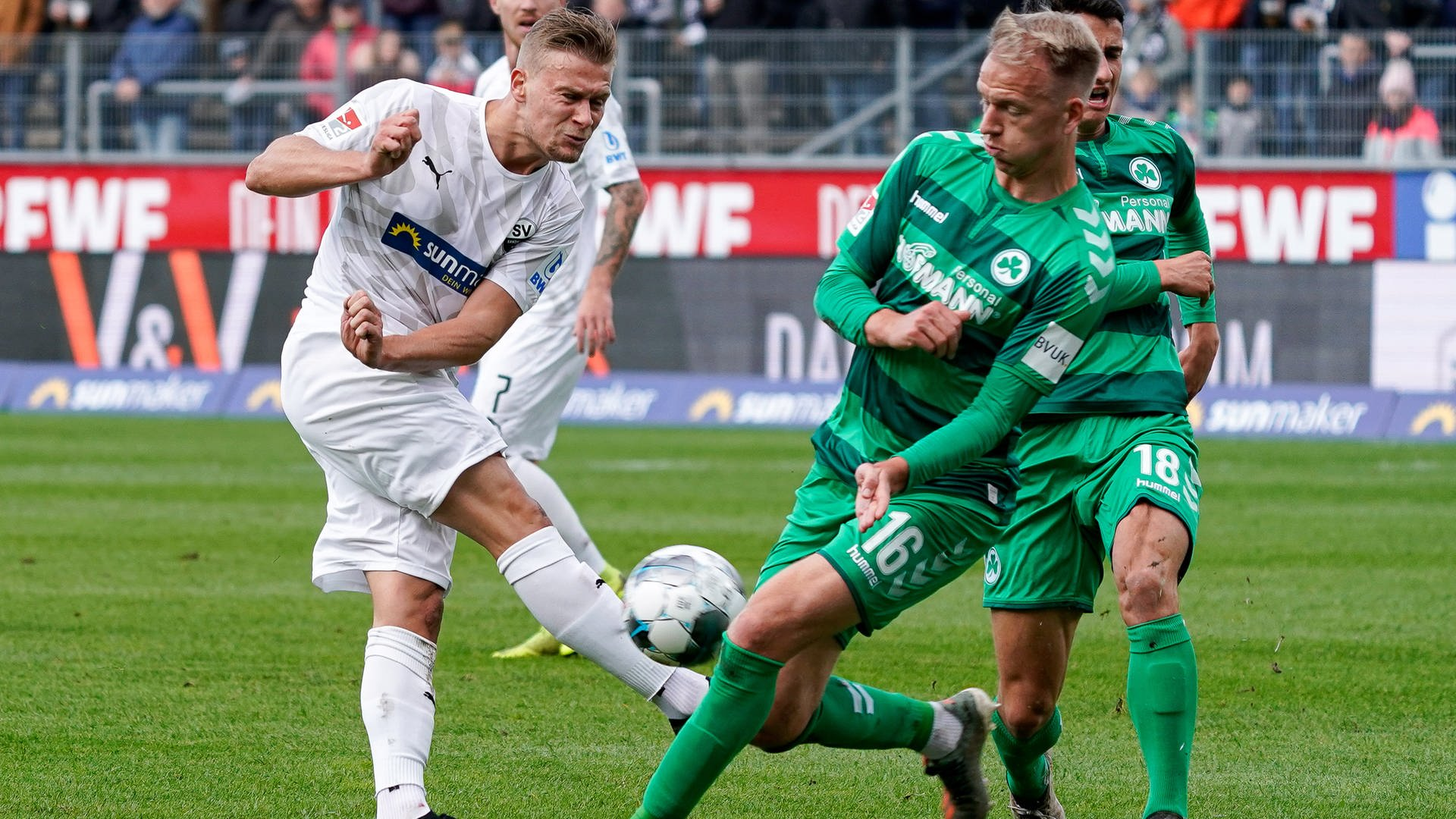 Soi kèo Sandhausen vs Greuther Furth, 00h30 ngày 12/12, Hạng 2 Đức