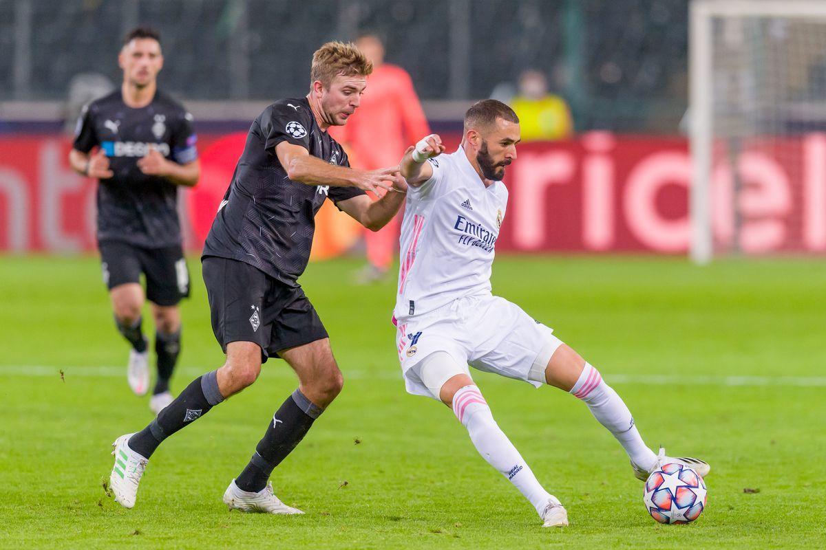 Link xem trực tiếp Real Madrid vs Gladbach 03h00 ngày 10/12