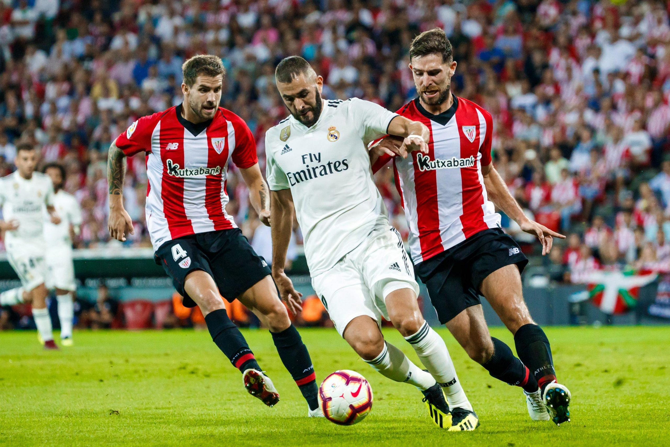 Link xem trực tiếp Real Madrid vs Bilbao 04h00 ngày 16/12