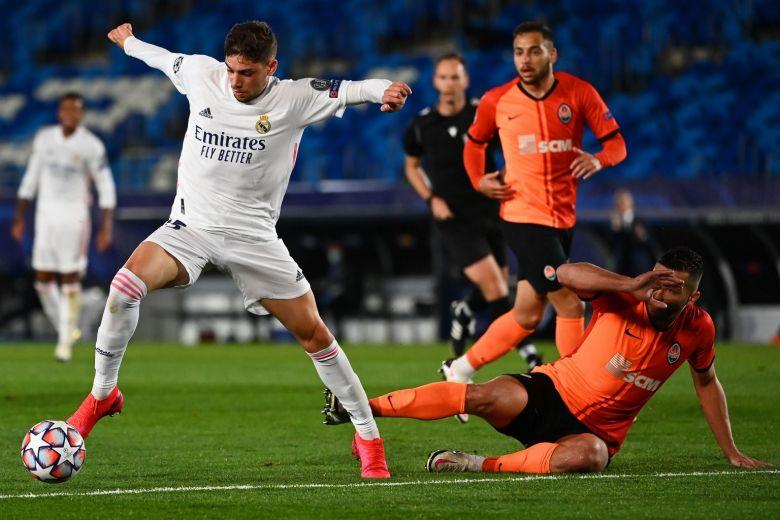 Link xem trực tiếp Shakhtar Donetsk vs Real Madrid 00h55 ngày 02/12