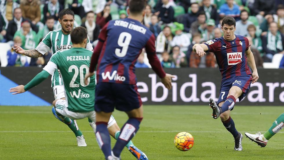 Soi kèo Real Betis vs Eibar, 03h00 ngày 1/12, La Liga
