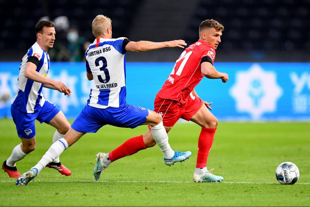 Soi kèo Hertha Berlin vs Union Berlin, 02h30 ngày 5/12, Bundesliga