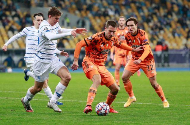 Soi kèo Juventus vs Dynamo Kiev, 03h00 ngày 3/12, Cúp C1 châu Âu