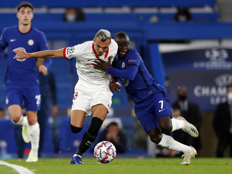Soi kèo Sevilla vs Chelsea, 03h00 ngày 3/12, Cúp C1 châu Âu