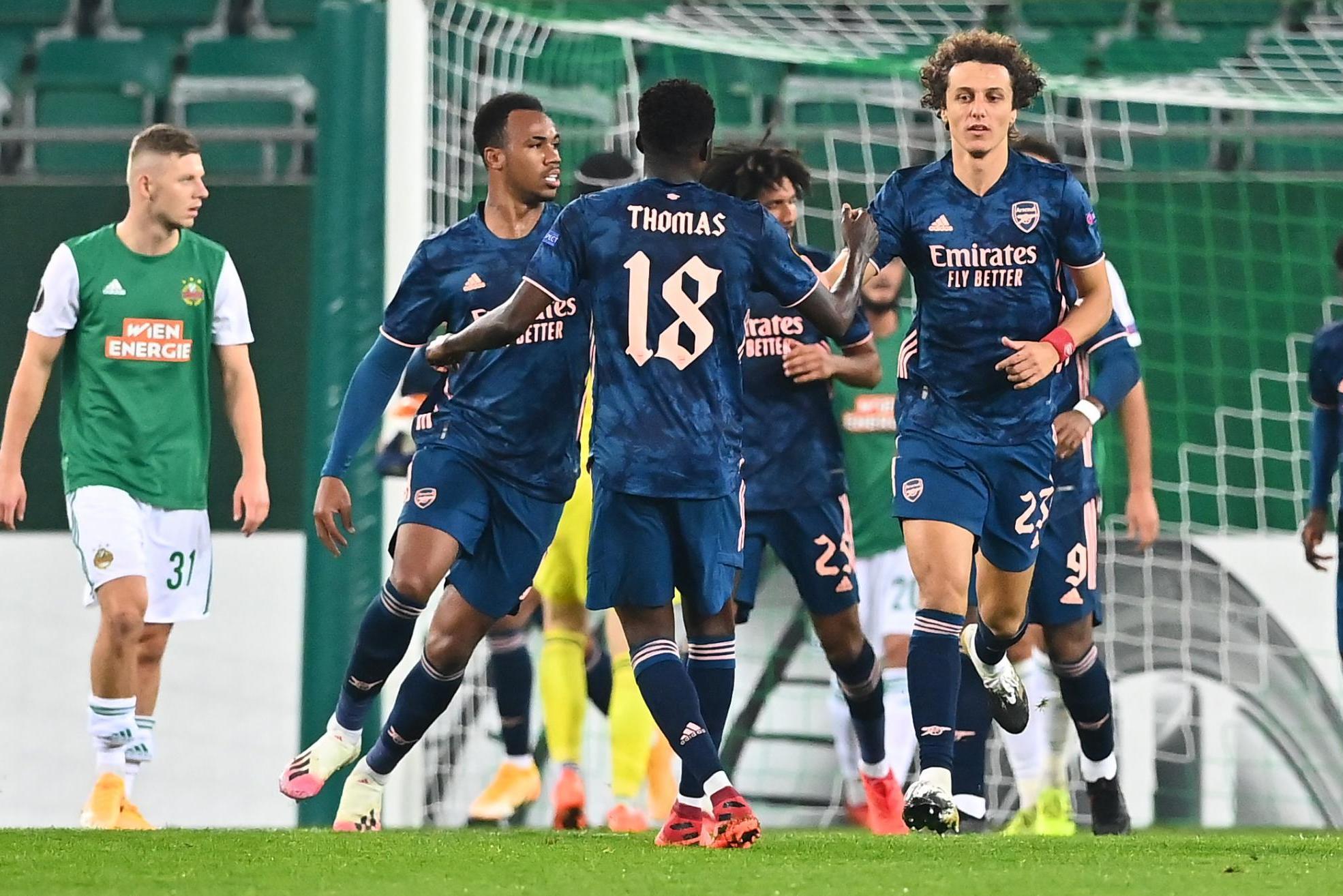 Soi kèo Arsenal vs Rapid Wien, 03h00 ngày 4/12, Cúp C2 châu Âu