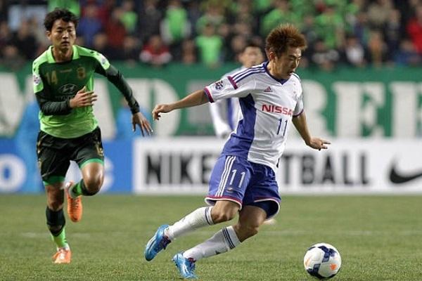 Soi kèo Yokohama Marinos vs Jeonbuk, 17h00 ngày 01/12, Cúp C1 châu Á