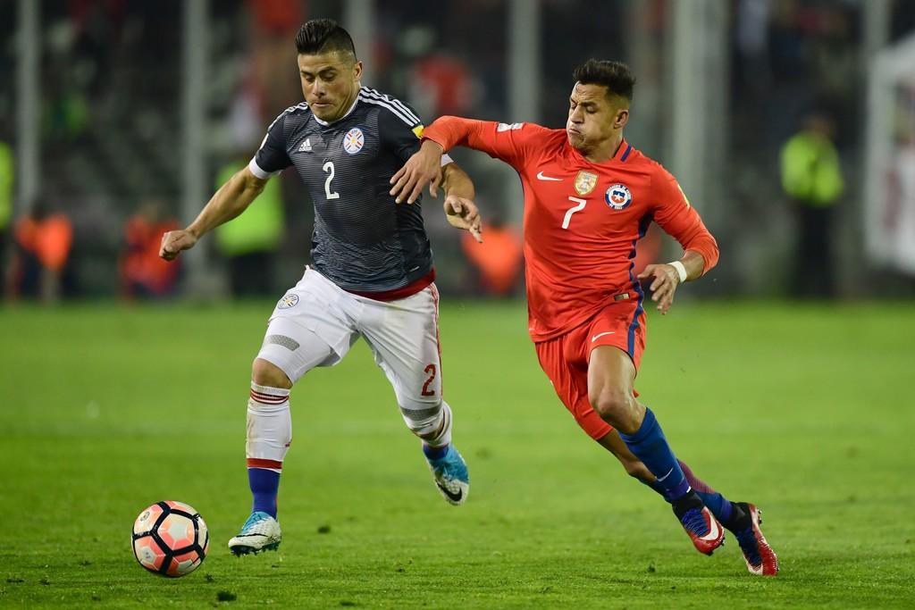 Link xem trực tiếp Chile vs Paraguay 07h00 ngày 25/6