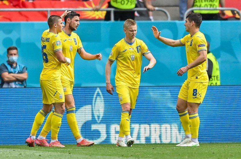 Link xem trực tiếp Ukraine vs Áo 23h00 ngày 21/6