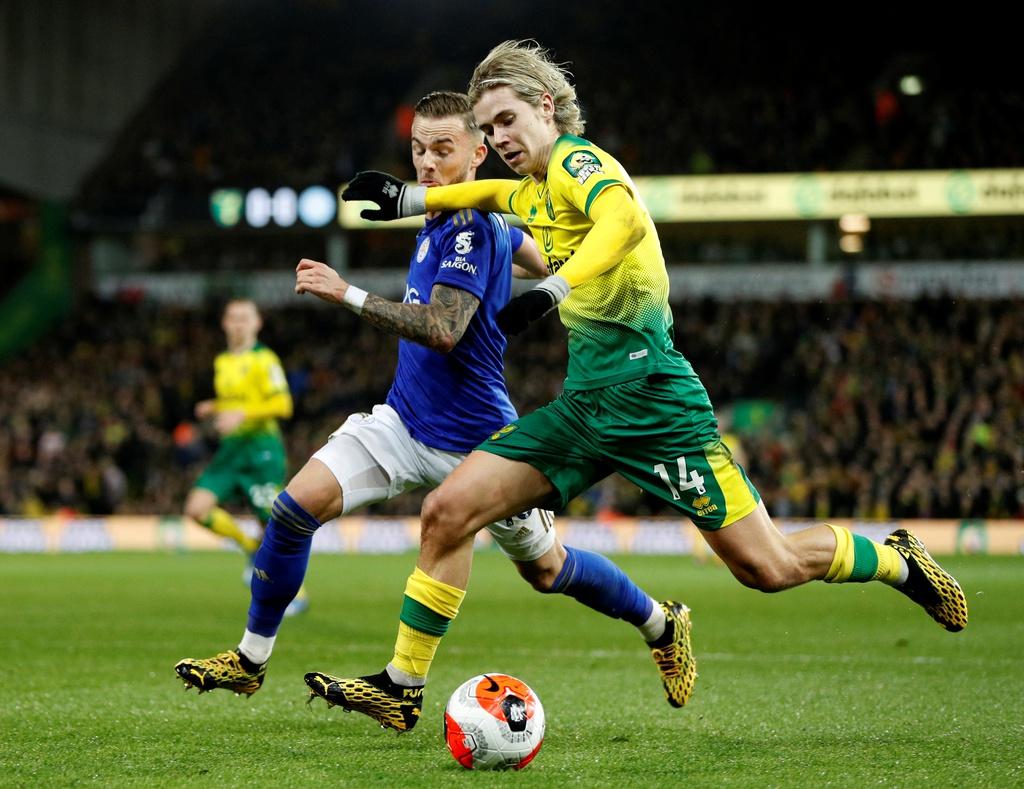 Link xem trực tiếp Norwich vs Leicester 21h00 ngày 28/8