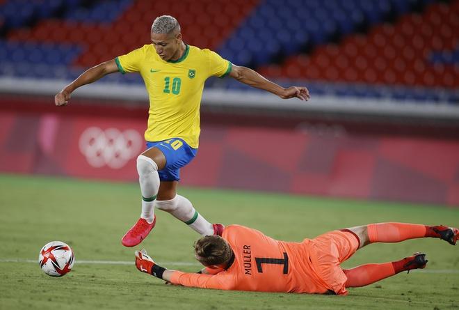 Link xem trực tiếp U23 Brazil vs U23 Tây Ban Nha 18h30 ngày 7/8