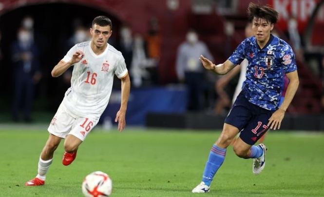 Link xem trực tiếp U23 Nhật Bản vs U23 Tây Ban Nha 18h00 ngày 3/8