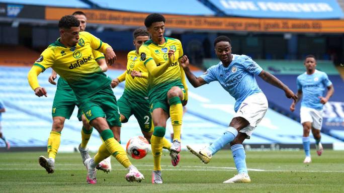Nhận định Man City vs Norwich, 21h00 ngày 21/8, Ngoại hạng Anh