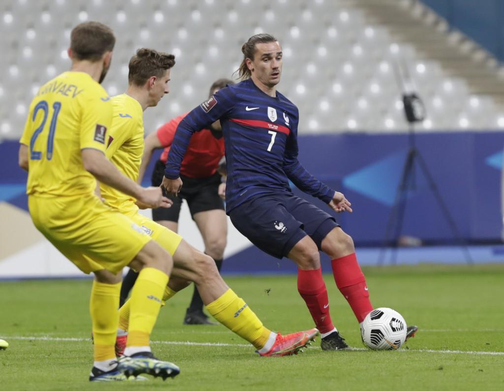 Link xem trực tiếp Ukraine vs Pháp 01h45 ngày 5/9